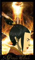 Princess Azula by Flamula