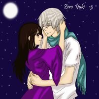 Zeki: In Your Embrace by WomanInGreen13