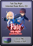 Fate/Stay Night : Unlimited Blade Works (2nd Cour) by amirovic