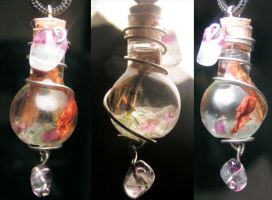Magic Vial - Fairy by Izile