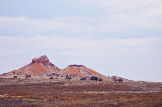 Painted Desert by leighgriffiths