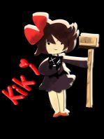 Kiki by red-apple-cigarettes