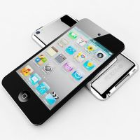 4th Generation iPod Touch by PLutonius