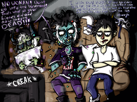 Horror Movie by ISZK-tv