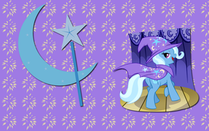 Trixie wallpaper 6 by AliceHumanSacrifice0