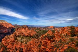 Zion Back Country by ernieleo