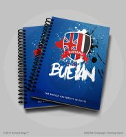 BUEians Campaign Notebook by XtrDesign