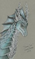 Wings of Fire - Queen Coral by DMD-CT