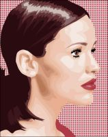 Jennifer Garner Vector by seldom-sleeping