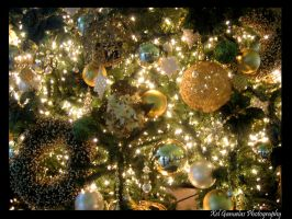 Christmas Ornaments by xeline