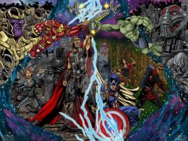 Age of Ultron by 1314