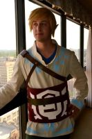 Skyloft Link Costume MTAC 2012 by Forcebewitya