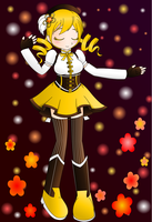 Mami Tomoe by Lilyshade13
