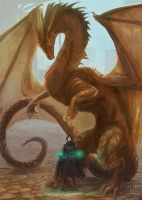Dancing with Dragons by Lumaris