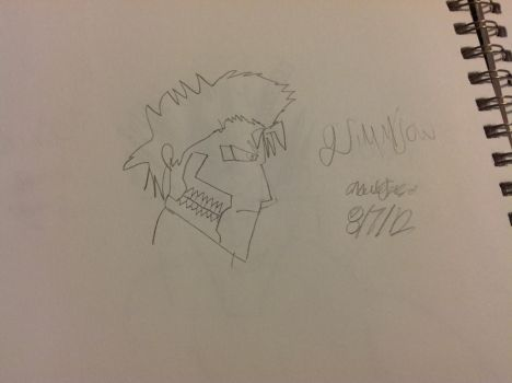 Grimmjow Jaegerjaquez by kaiserofawesome