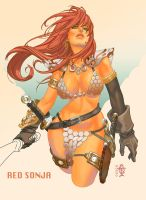 Red Sonja by N0mm0