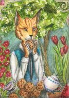 AcEO 033: Cookies and Tea by The-Purring-Teapot