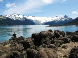Garibaldi Lake, BC 2 by DTherien