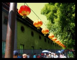 Lanterns before and after edit by ShanghaiBoo