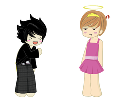Deathnote Fun Giggles by geminicools
