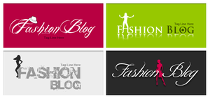 Fashion Logo by Mughalkamran