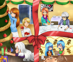 sA CHRISTMAS Event by Mihlfias