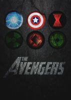Avengers Poster by jlechuga