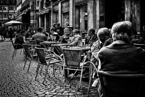 Cafe by cahilus