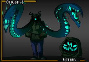 CDC2016 -Oct2- Slither by LulzyRobot