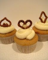 Wheat Beer Cupcakes by Stephanefalies