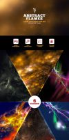 Abstract Flames PSD set by ramijames