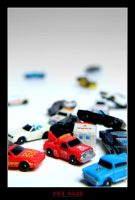 Toy Cars by Jan-Merlin