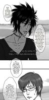 Ophion and Hagen: Give me some time... by Fiji-Fujii