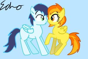 The first time they met by Spitfire-the-pegasus