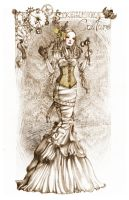 steampunk couture - 324 by unsolvedenigma