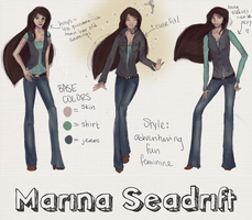 Marina Seadrift - Outfits by oceanstarlet