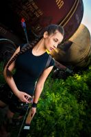 Tomb Raider by Kosataya