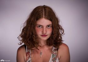A Girl Named Jasmine II by frotographer