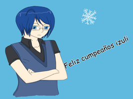 Faliz Cumple izu by otaku1701