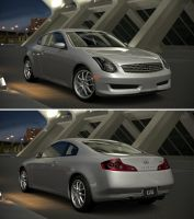 Infiniti G35 Coupe '06 by GT6-Garage