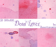 Dead Lover textures by ihearttoronto