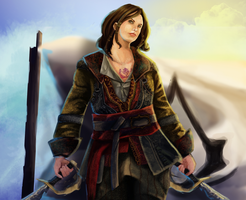 Mary read by Meiying262