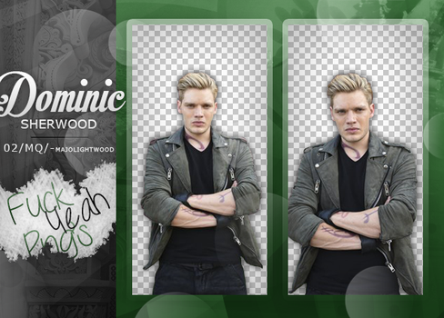Pack Png: Dominic Sherwood #313 by MockingjayResources