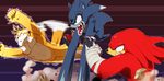 Time to crack that Eggman wide open... by JoeAdok