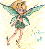 Tink by Mange-the-echnida