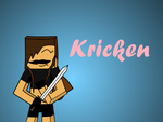 ItsKricken 50k Speed Art by KestrelStarYT