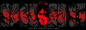 Long Live Saint Corporation by LuckySquid