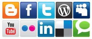 Social Media Icons by aibrean