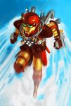 Scrapyard Iron-Man by Mleeg-Art