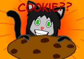 Desty - Cookie?? by Twistermon